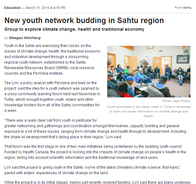 new youth network