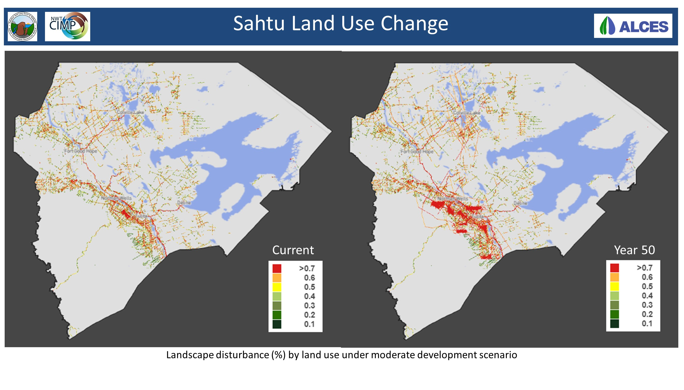 Sahtu Land Use Change