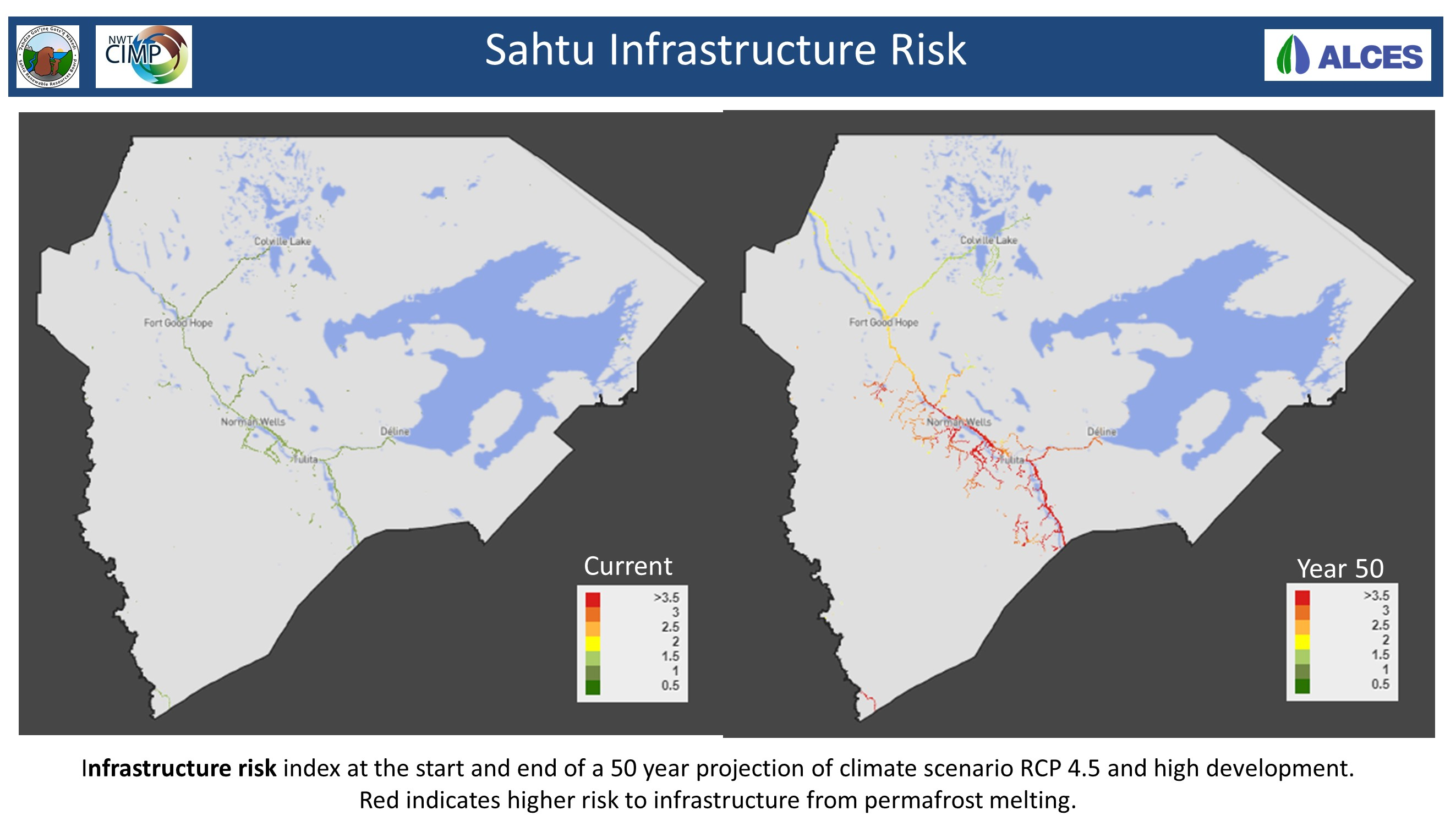 Sahtu Infrastructure Risk